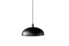MENU Hubert Pendant Lamp, Ø45 - Black | Pendant Lamps & Lighting | Bibliotek