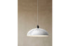 MENU Hubert Pendant Lamp, Ø45 - Ivory Mood | Pendant Lamps & Lighting | Bibliotek