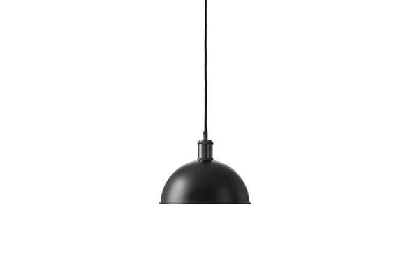 MENU Hubert Pendant, Ø24 - Black | Pendant Lamps & Lighting | Bibliotek Design