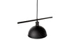 MENU Hubert Suspension Lamp - Black Details | Pendant Lamps & Lighting | Bibliotek