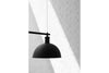 MENU Hubert Suspension Lamp - Black Mood | Pendant Lamps & Lighting | Bibliotek