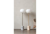 MENU JWDA Floor Lamp, Travertine - Mood | Floor Lamp & Lighting | Bibliotek