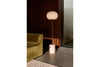 MENU JWDA Floor Lamp, Travertine - Living Hall | Floor Lamp & Lighting | Bibliotek