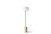 MENU JWDA Floor Lamp, Travertine 2 | Floor Lamp & Lighting | Bibliotek