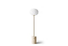 MENU JWDA Floor Lamp, Travertine - Packshot | Floor Lamp & Lighting | Bibliotek