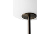 MENU JWDA Floor Lamp, White Marble - Details | Floor Lamp & Lighting | Bibliotek