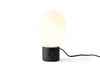 MENU JWDA Metallic Lamp, Black - Lighted | Desk & Table Lamp | Bibliotek