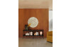 MENU Nimbus Mirror Brass Living Room | Wall Mirrors & Furniture | Bibliotek