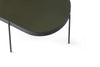 MENU NoNo Table Dark Green Corner Right | Coffee Tables & Side Tables | Bibliotek