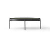 MENU NoNo Table Dark Green Side Profile | Coffee Tables & Side Tables | Bibliotek