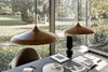 MENU Circular Lamp - Bronze Dining Room | Pendant Lamps & Lighting | Bibliotek Design