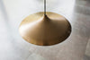 MENU Circular Lamp - Bronze Top | Pendant Lamps & Lighting | Bibliotek Design
