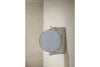 MENU Pepe Marble Wall Mirror Brown Lifestyle | Wall Mirrors & Furniture | Bibliotek