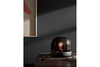 MENU Stone Lamp, Anthracite - Lifestyle | Desk & Table Lamp | Bibliotek Design