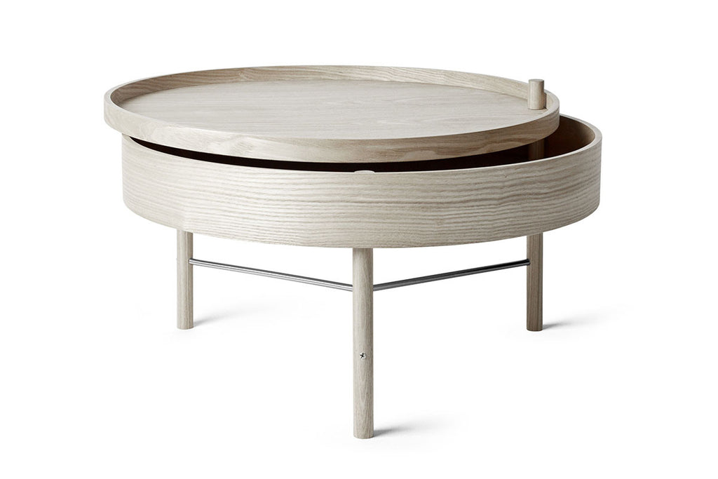 MENU Turning Coffee Table Oak | Home Furniture Online | Bibliotek