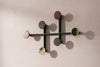 Menu Afteroom Coat Hanger Brass | Hooks and Clothes Rack | Bibliotek