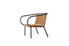 MENU Afteroom Lounge Chair, Cognac | Chairs & Furniture | Bibliotek