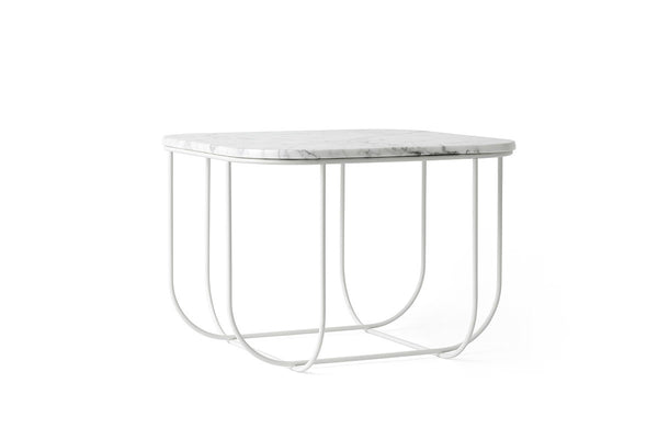 Menu FUWL Cage Table Marble| Coffee, Side Tables, Furniture |Bibliotek