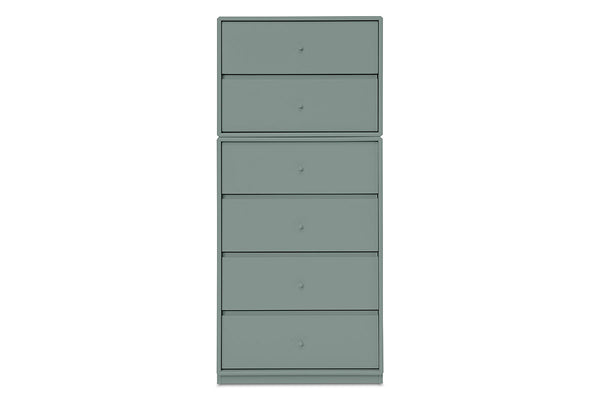 Montana ARCHIVE Drawers Green Tea | Cabinets & Storage | Bibliotek Singapore
