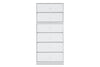 Montana ARCHIVE Drawers New White | Cabinets & Storage | Bibliotek Singapore