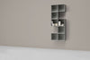 Montana BEND Wall Shelf Nordic Lifestyle | Shelves & Furniture | Bibliotek Singapore