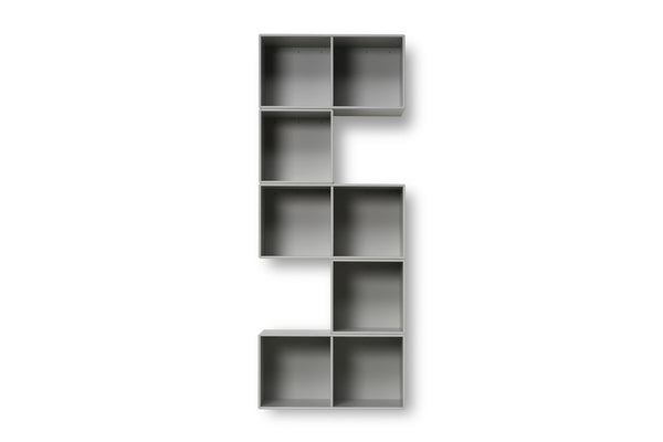 Montana BEND Wall Shelf Nordic | Shelves & Furniture | Bibliotek Singapore