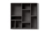 Montana COMPILE Wall & Book Shelf Coffee | Shelves & Furniture | Bibliotek