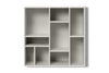 Montana COMPILE Wall & Book Shelf Lounge | Shelves & Furniture | Bibliotek
