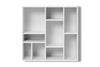 Montana COMPILE Wall & Book Shelf New White | Shelves & Furniture | Bibliotek