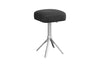 Montana Guest Chair Dark Grey | Stools & Furniture | Bibliotek Singapore