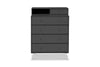 Montana KEEP Drawers Anthracite | Cabinets & Furniture | Bibliotek Singapore