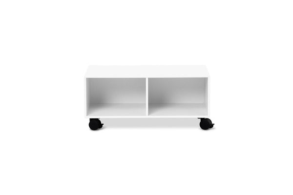 Montana SKATE TV Console & Storage Unit New White | Furniture | Bibliotek