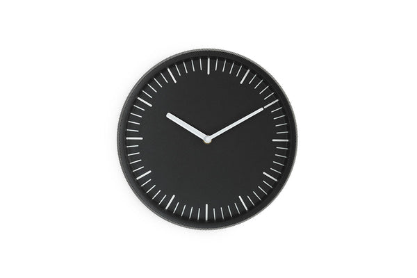 Normann Copenhagen Day Wall Clock Black | Wall Clocks Online | Bibliotek