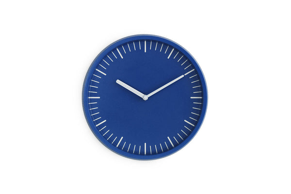 Normann Copenhagen Day Wall Clock Blue | Wall Clocks Online| Bibliotek
