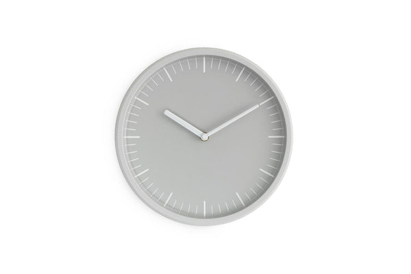 Normann Copenhagen Day Wall Clock Grey | Wall Clocks Online| Bibliotek