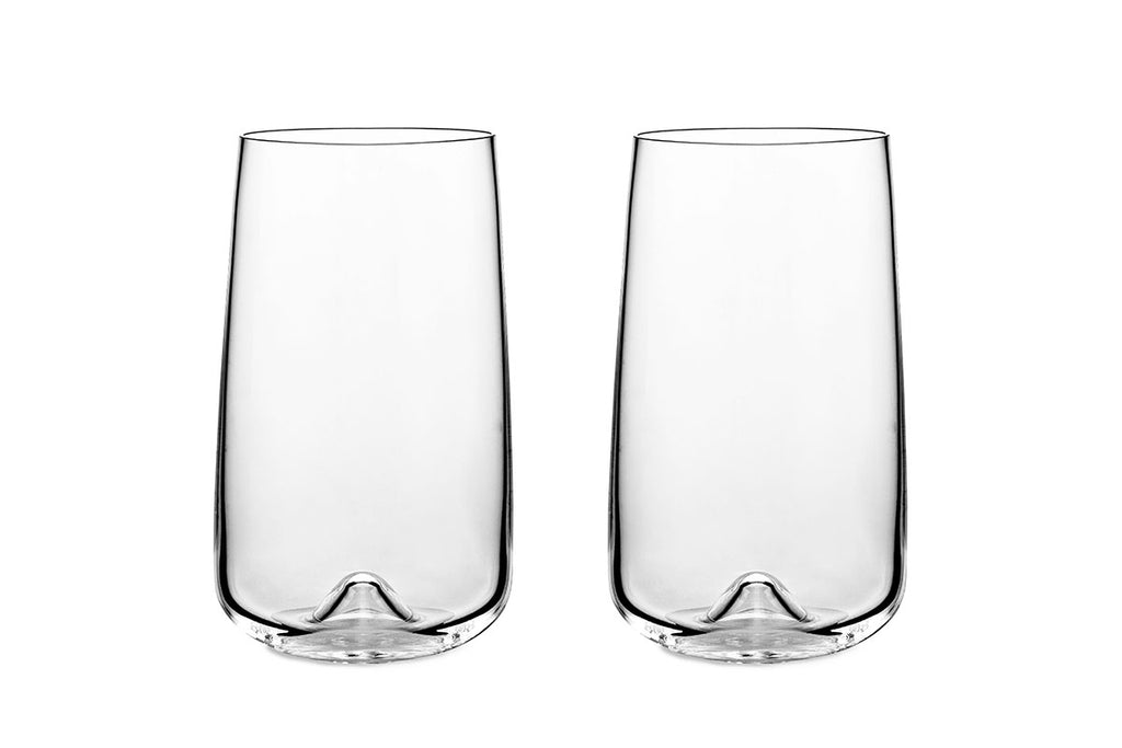 Normann Copenhagen Long Drink Glass | Drinkware & Glassware| Bibliotek