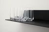 Normann Copenhagen Long Drink Glass shelf | Drinkware & Glassware| Bibliotek