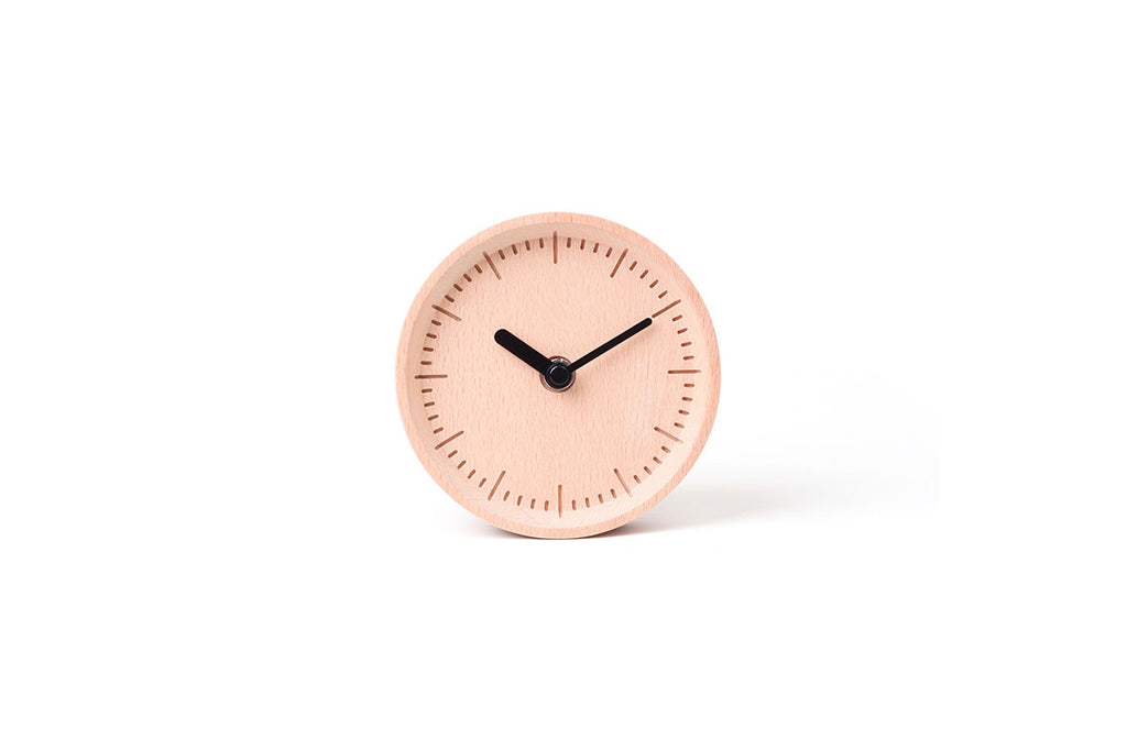 Pana Objects Milli Table Wall Clock | Table Clocks Online | Bibliotek