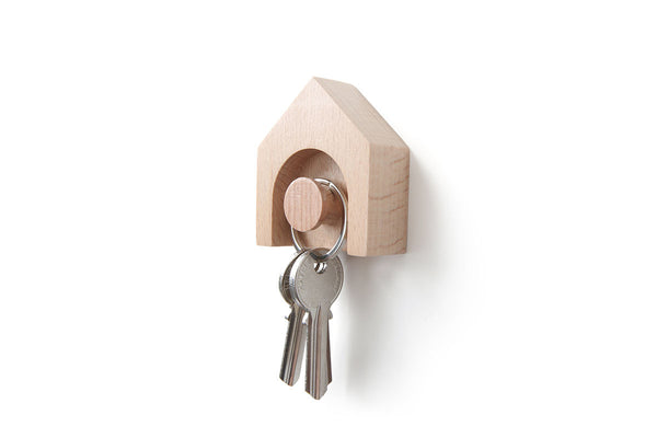 Pana Objects Hauss Keychain Hanger |Home Accessories & Hooks|Bibliotek