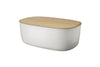 RIG TIG BOX-IT Bread Box White | Kitchen Accessories & Tableware | Bibliotek