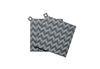 RIG TIG HOLD-ON Pot Holders 2pc Grey | Kitchen Linen & Textile | Bibliotek