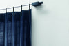 Ready Made Curtains Non Woven, Blue, Ronan & Erwan Bouroullec, Bibliotek Design Store