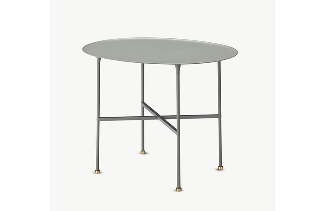 Skagerak Brut Side Table Slate Grey | Side Tables & Furniture | Bibliotek Online