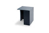 Skagerak Building Side Table Dark Blue Low | Side Tables & Furniture | Bibliotek