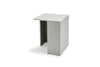 Skagerak Building Side Table Light Grey High | Side Tables & Furniture | Bibliotek