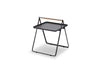 Skagerak By Your Side Tray Table Anthracite Black | Side Table & Furniture | Bibliotek