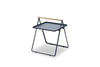 Skagerak By Your Side Tray Table Dark Blue | Side Table & Furniture | Bibliotek