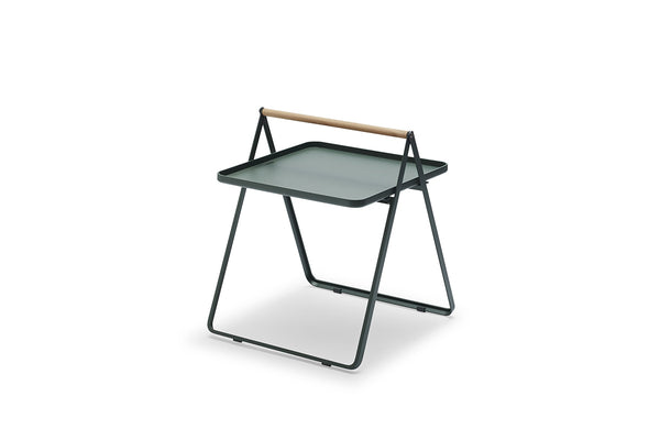Skagerak By Your Side Tray Table Green | Side Table & Furniture | Bibliotek