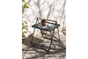 Skagerak By Your Side Tray Table Outdoor Furniture | Side Table & Furniture | Bibliotek