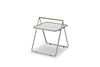 Skagerak By Your Side Tray Table Light Grey | Side Table & Furniture | Bibliotek